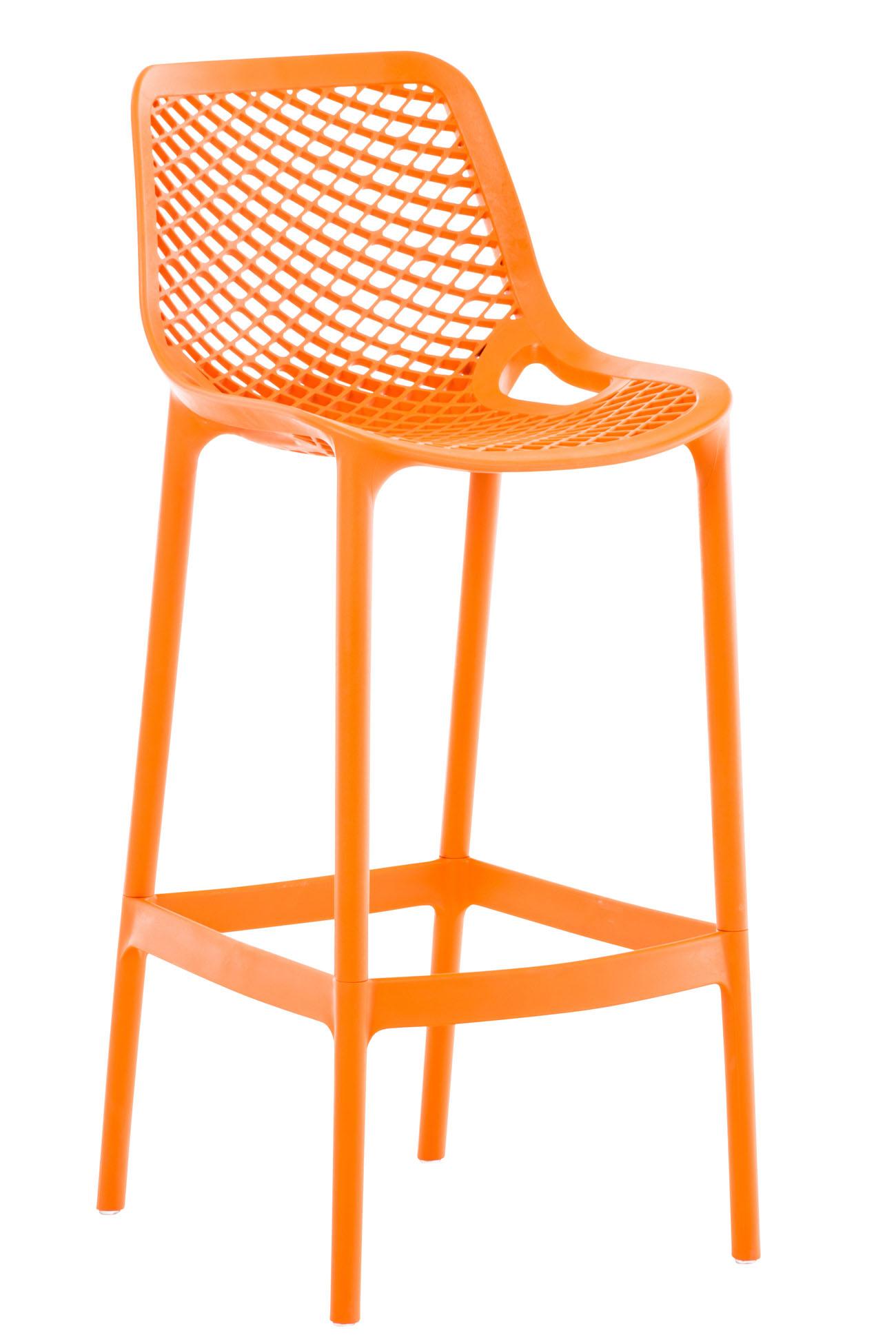 Barhocker Air orange