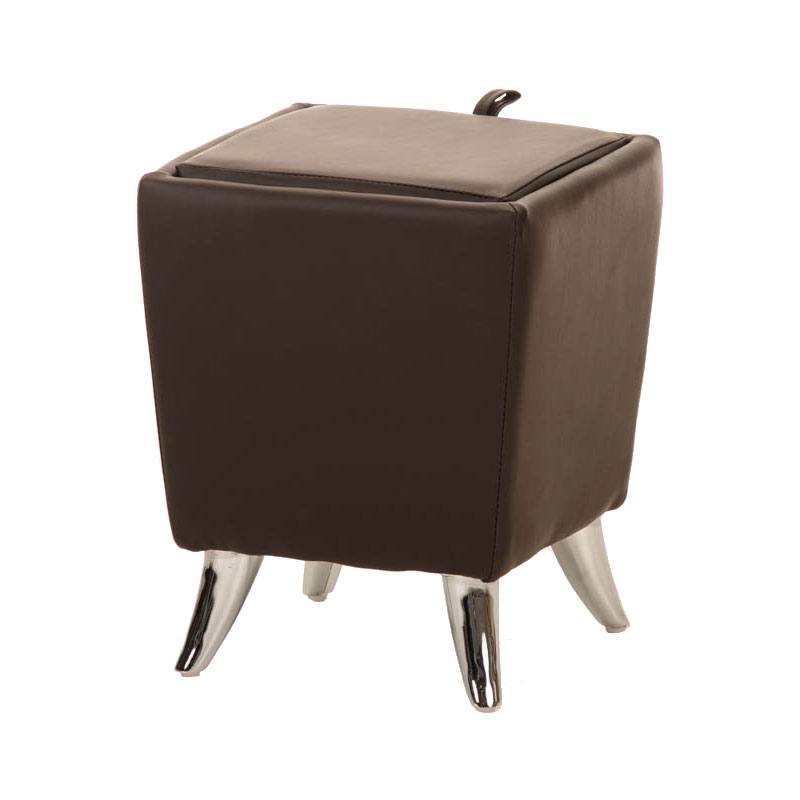 Sitzhocker Roxy braun