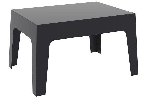 BOX Tisch schwarz