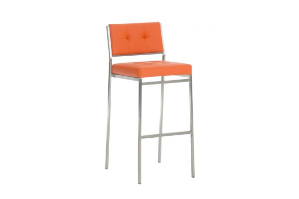 Barhocker Capri E77 orange