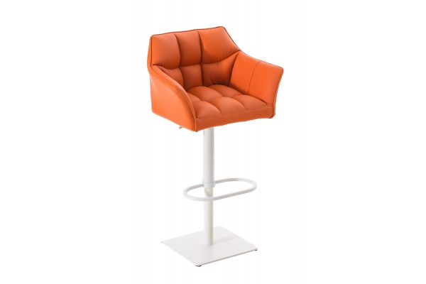 Barhocker Damaso W orange