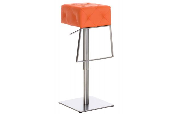 Barhocker Mansfield orange