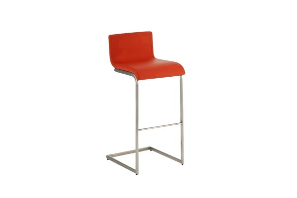 Barhocker Newport orange