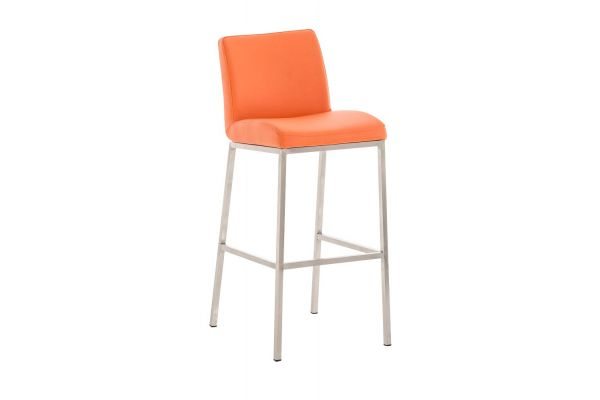 Barhocker Santos E77 orange
