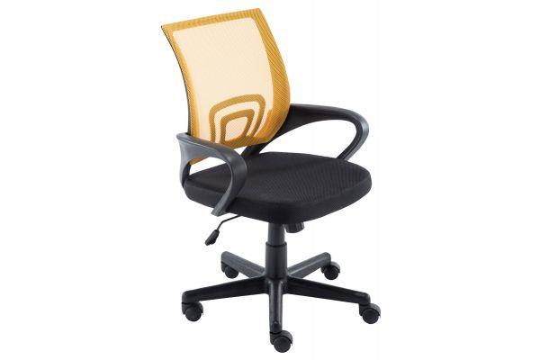 Bürostuhl Genius gelb