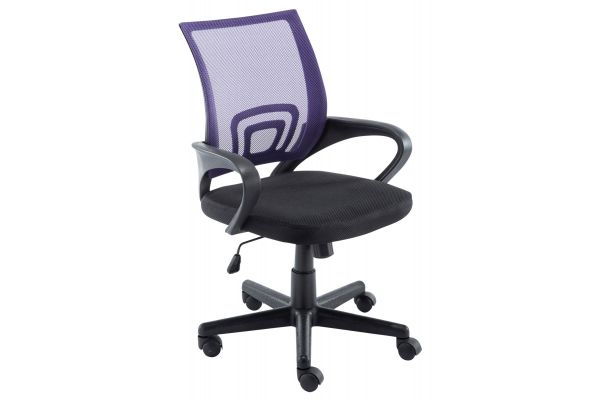 Bürostuhl Genius lila