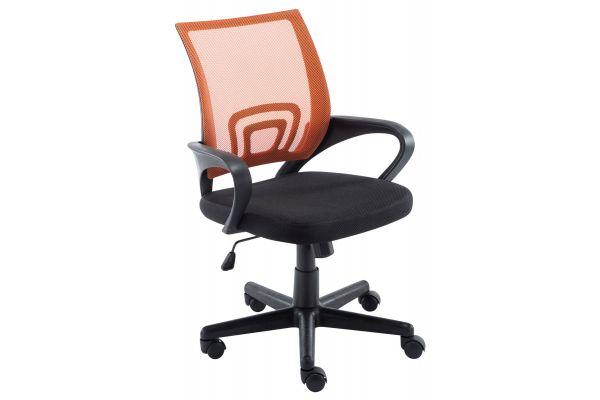 Bürostuhl Genius orange