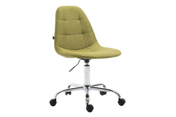 Bürostuhl Reims Stoff grün