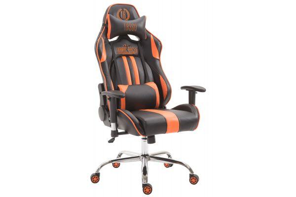 Racing Bürostuhl Limit schwarz/orange