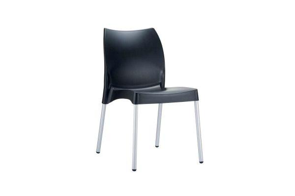 Stuhl VITA schwarz