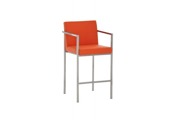 Barhocker Atlantic orange