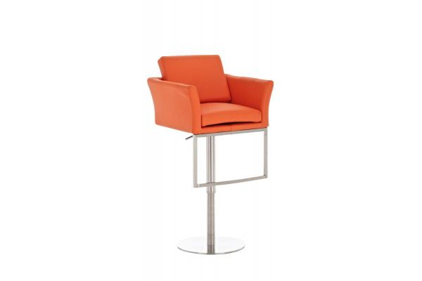 Barhocker Burley orange