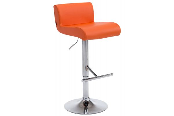Barhocker California orange