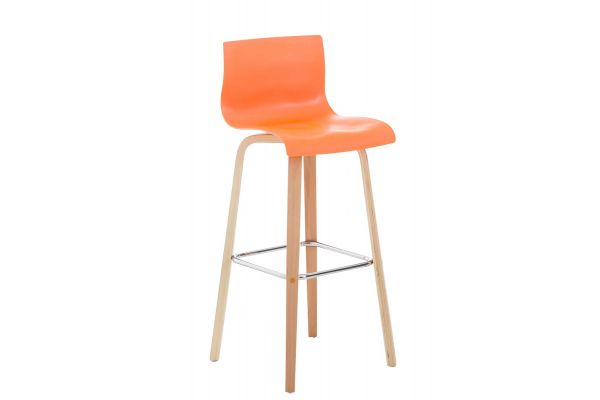 Barhocker Malone orange