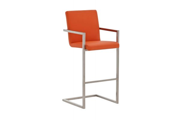 Barhocker Phoenix  orange