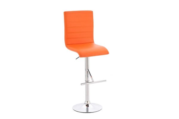 Barhocker Potsdam orange