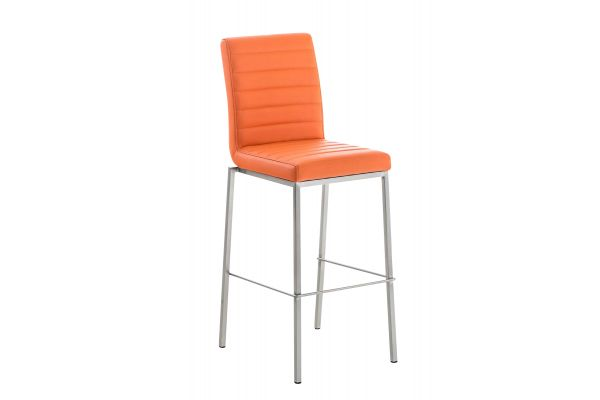 Barhocker Samos orange