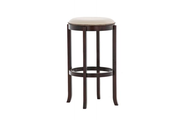 Hocker Cleve cappuccino/creme